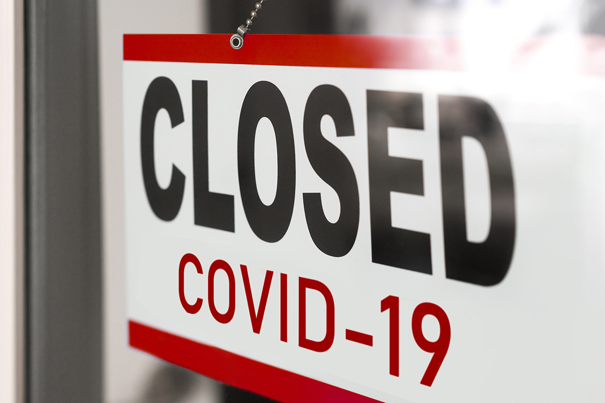 Covid-19 Lockdown - One Year Ago
