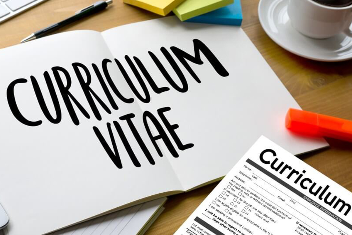 Top 5 Tips for CV Writing